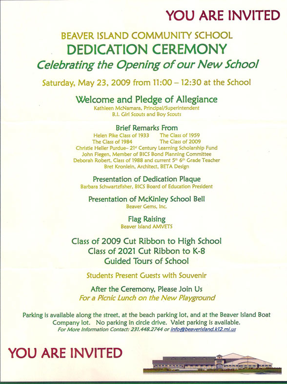 School building dedication quotes school building building dedication invitation wording memes stopboris Gallery